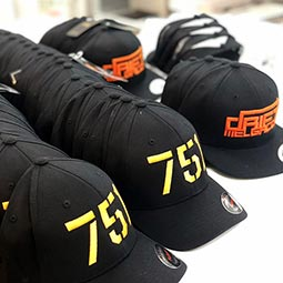Caps Bordados 751