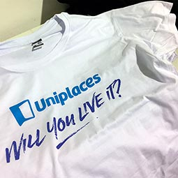 Serigrafia Uniplaces